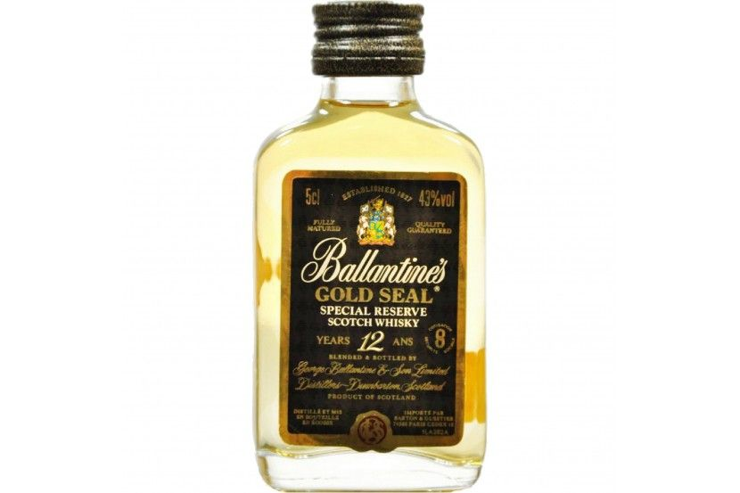 Whisky Ballantine'S 12 Anos 5 Cl