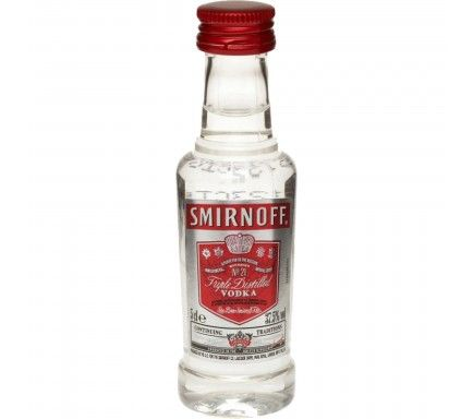 Vodka Smirnoff Red 5 Cl