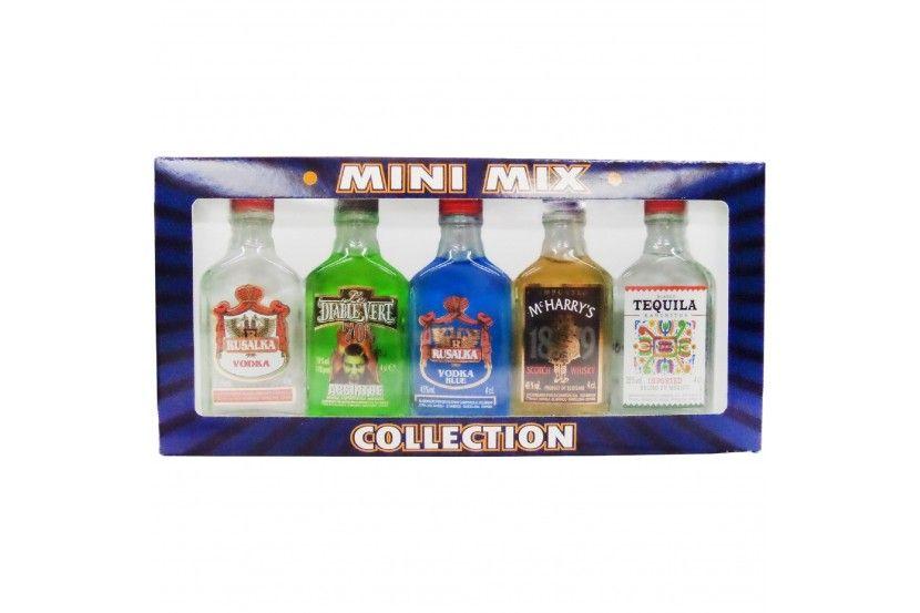 Pack 5X Estojo Mix 4Cl