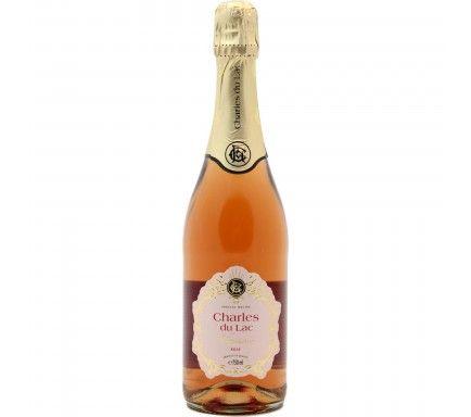 Espumante Charles Du Lac Rose 75 Cl