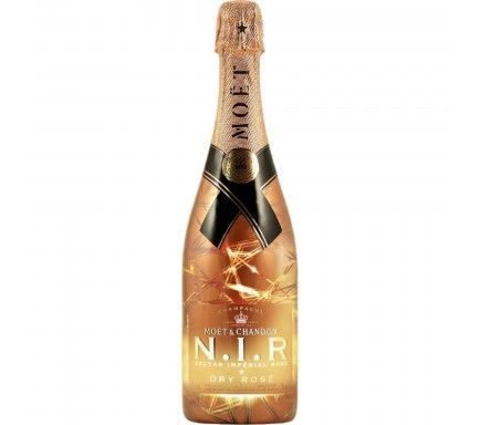 Champagne Moet Chandon Nectar Rose ( N.I.R.) 75 Cl
