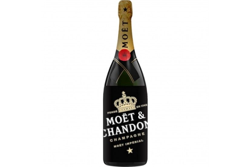 Champagne Moet Chandon Night Flashing 1,5 L