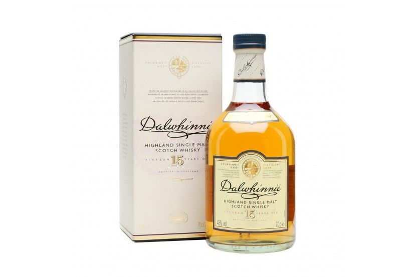 Whisky Malt Dalwhinnie 15 Years 70 Cl