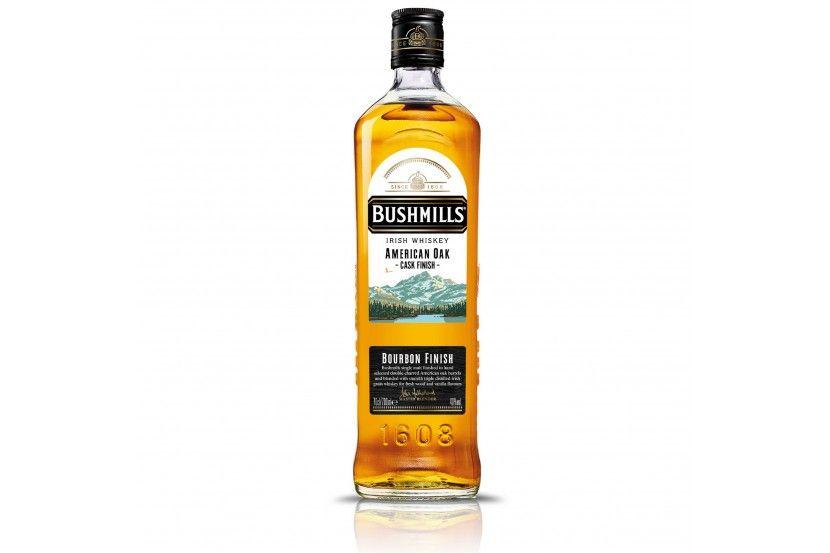Whisky Bushmills Boubon Cask Finish 70 Cl