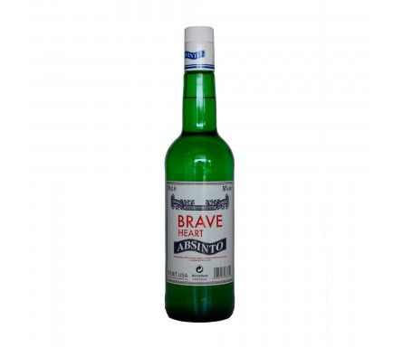 Absinto Braveheart 70 Cl