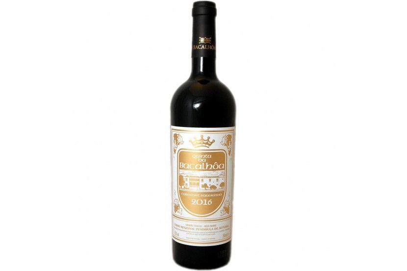 Vinho Tinto Quinta Da Bacalhoa 2016 75 Cl