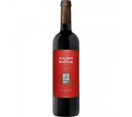 Red Wine Cabo Roca Reserva Syrah 75 Cl