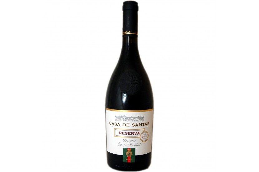 Vinho Tinto Dao Casa Santar Reserva 2014 75 Cl