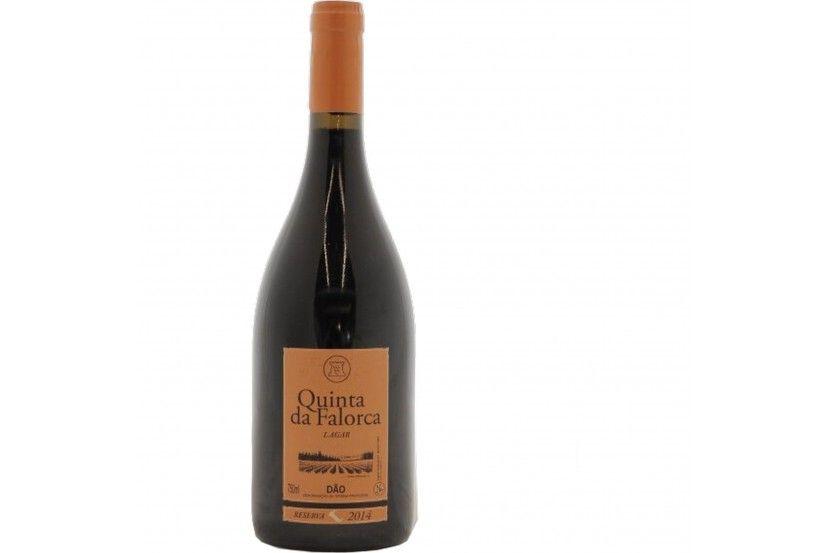 Vinho Tinto Dão Quinta Falorca Reserva 2014 75 Cl