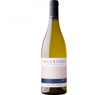 Vinho Branco  Vicentino Reserva 2018 75 Cl