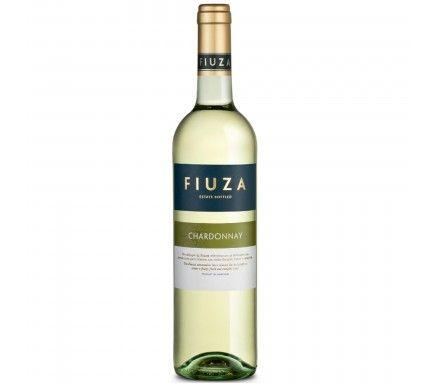 White Wine Fiuza Chardonnay 75 Cl