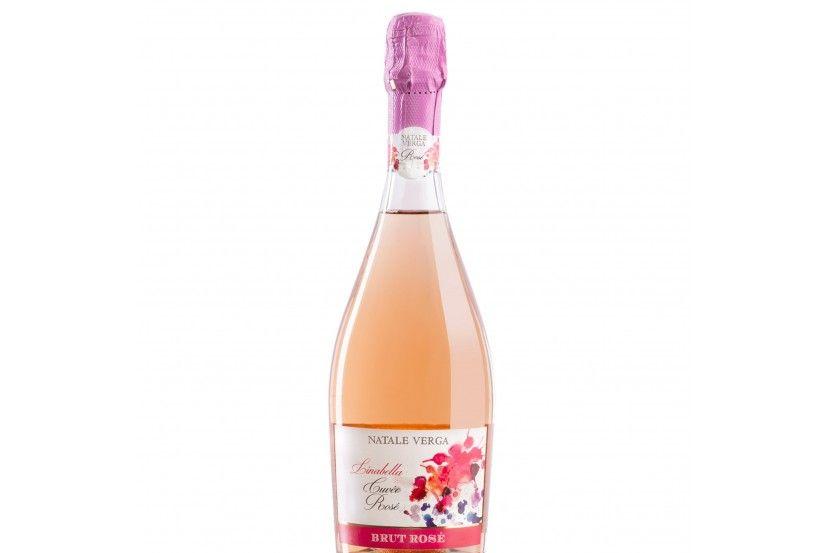 Espumante Natale Verga Pinot Rosé 75 Cl