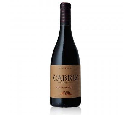 Red Wine Dao Cabriz Touriga Nacional 75 Cl