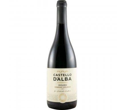 Red Wine Douro Castello D'Alba Vinhas Velhas 2017 75 Cl