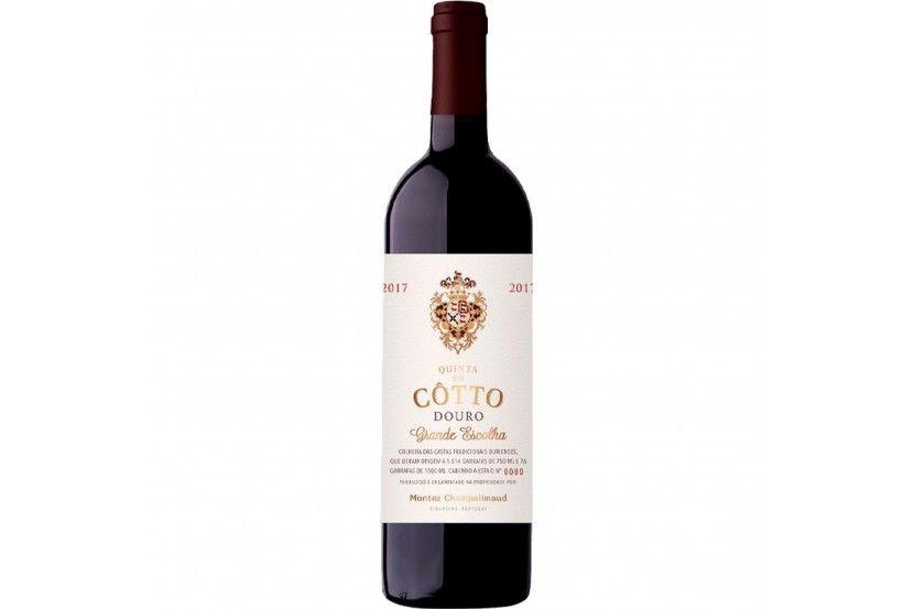 Vinho Tinto Douro Qta. Cotto Grande Escolha 2017 75 Cl