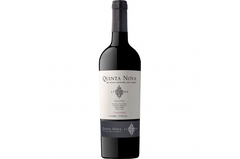 Vinho Tinto Douro Quinta Nova Unoaked 75 Cl