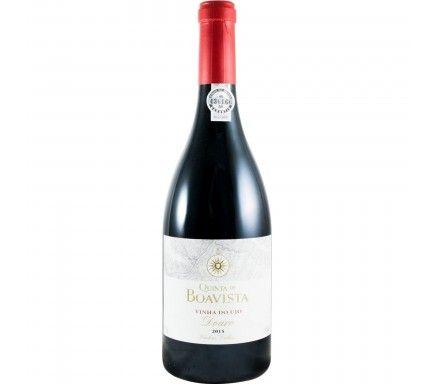 Red Wine Douro Quinta Boavista Vinha Velha Ujo 2015 75 Cl