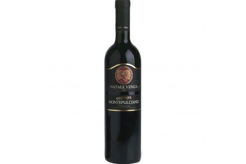 Vinho Tinto Verga Montepulciano D'Abruzzo 75 Cl