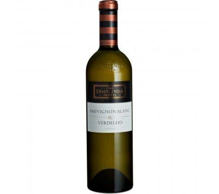 Vinho Branco Cef Sauvignon Blanc Verdelho 75 Cl