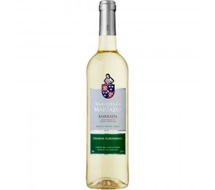 Vinho Branco Bairrada Marques Marialva 75 Cl