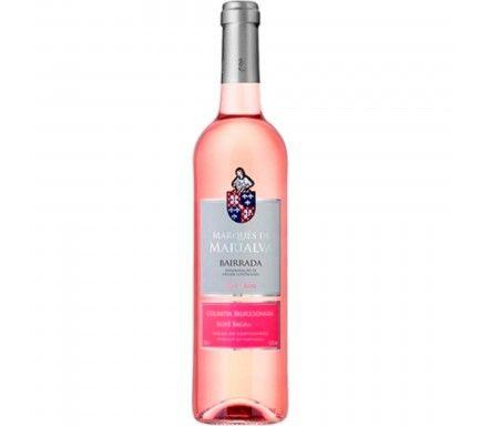 Vinho Rose Bairrada Marques Marialva 75 Cl