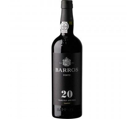 Porto Barros 20 Anos 75 Cl