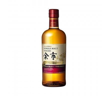 Whisky Jap Malt Nikka Yoichi Brandy Wood 70 Cl