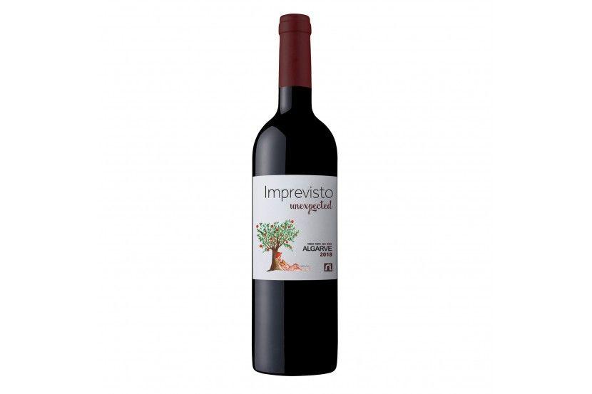 Vinho Tinto Imprevisto 2018 (Unexpected) 75 Cl