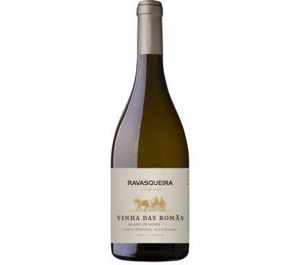 Vinho Branco Monte Ravasqueira Vinha Das Romãs 75 Cl