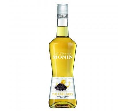 Liquor Monin Earl Grey 70 Cl