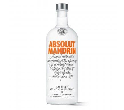 Vodka Absolut Mandrin 70 Cl