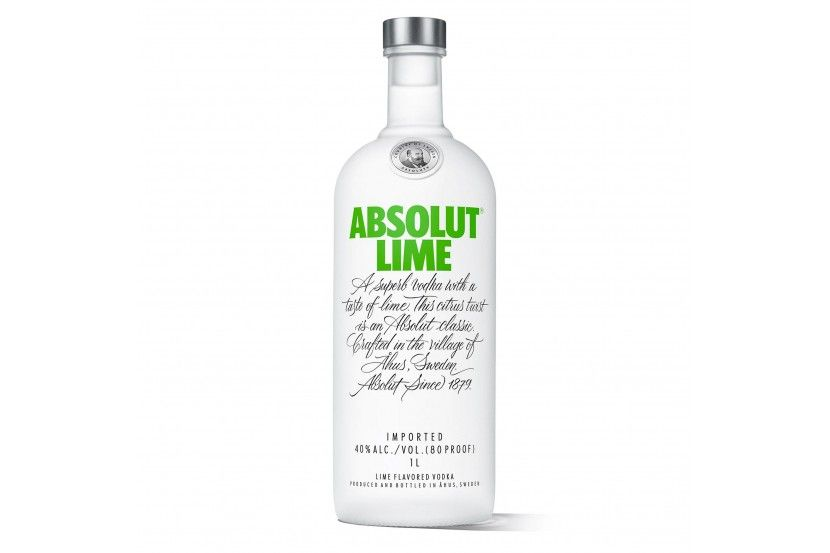 Vodka Absolut Lime 70 Cl