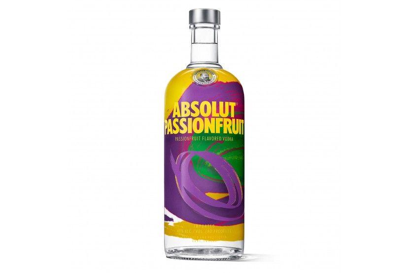 Vodka Absolut Passion Fruit 70 Cl