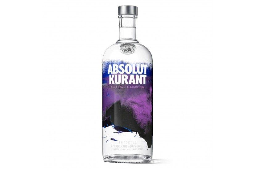 Vodka Absolut Kurant 70 Cl
