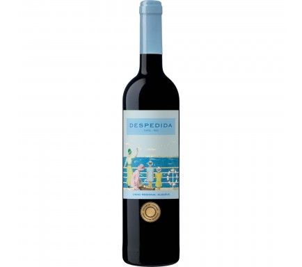 Vinho Tinto Despedida 75 Cl