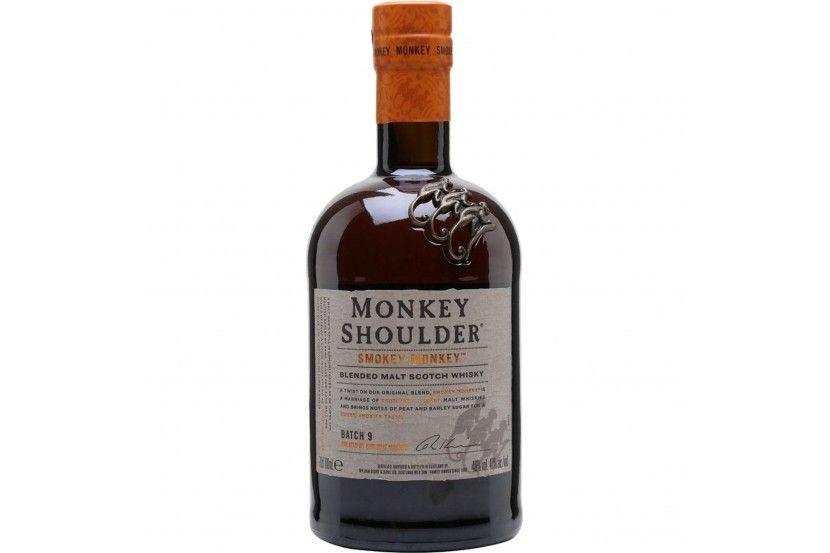 Whisky Malt Smokey Monkey 70 Cl
