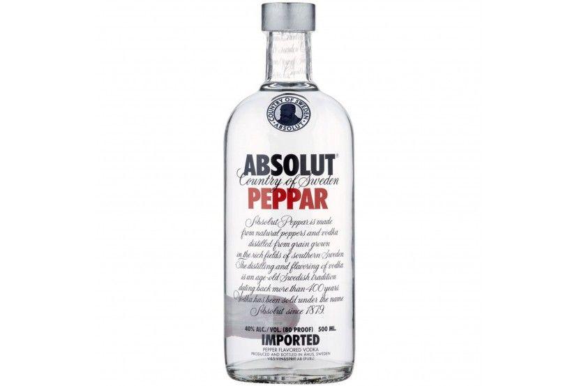Vodka Absolut Peppar 50 Cl