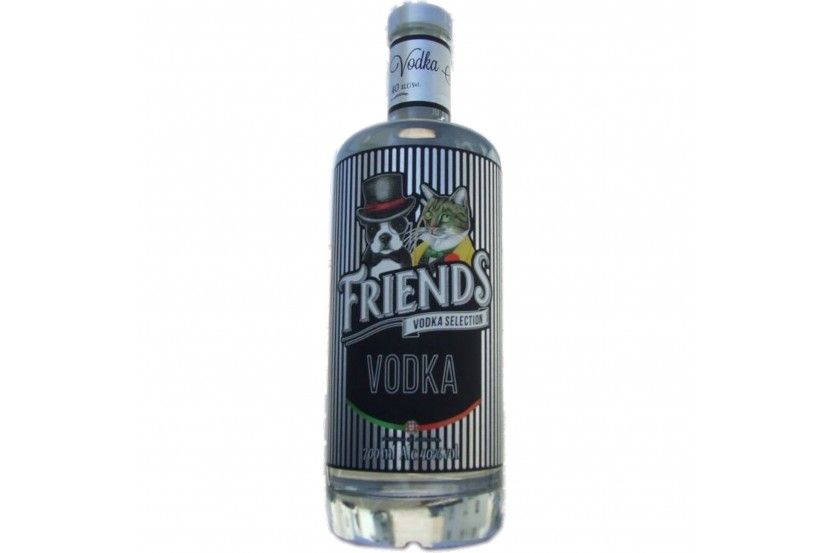 Vodka Friends 70 Cl