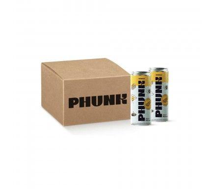 Hard Seltzer Phunk Mango -  (Pack 12)