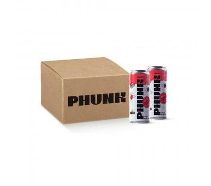 Hard Seltzer Phunk Cherry -  (Pack 12)