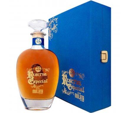 Rum Mulata 25 Anos 70 Cl