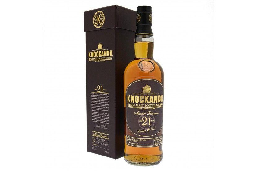 Whisky Malt Knockando 21 Anos 70 Cl
