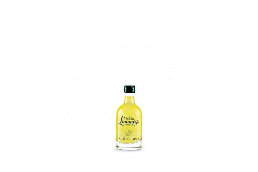 Licor Limoncello Limontejo 5 Cl