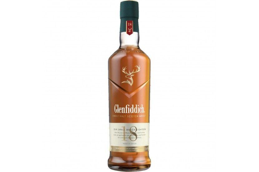 Whisky Malt Glenfiddich 18 Years 70 Cl