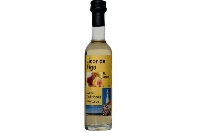 Liquor Fazenda do Cré Figo 5 Cl