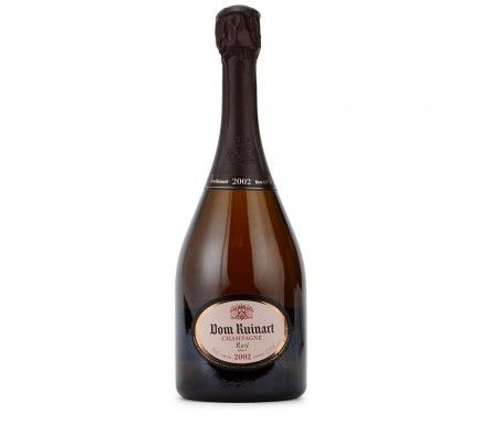 Champagne Dom Ruinart Vintage Rosé 2002 75 Cl