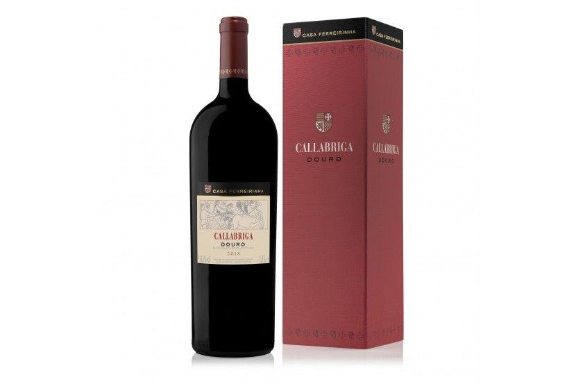 Vinho Tinto Douro Callabriga 2018 1.5 L