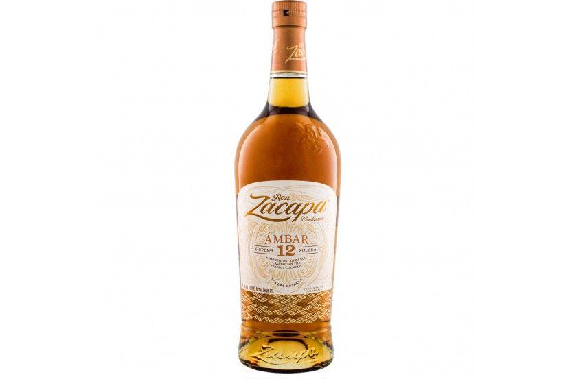Rum Zacapa Centenario 12 Years Amber 1 L