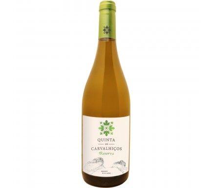 Vinho Branco Dão Quinta Carvalhiços Reserva 75 Cl