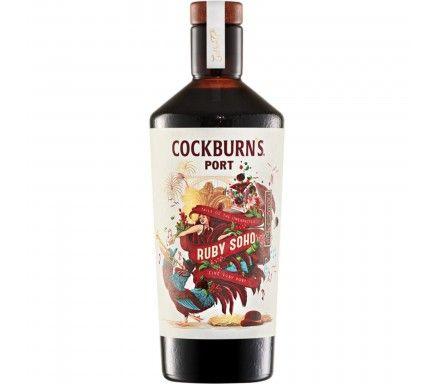 Porto Cockburn's Ruby Soho 75 Cl